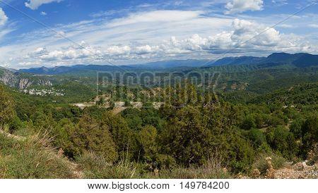 Zagoria And Vikos Gorge