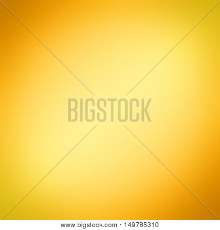yellow gradient abstract background / yellow-orange wallpaper background