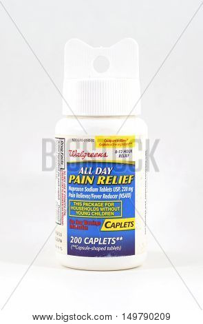 Walgreens Pain Relief Pills