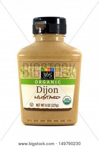 365 Brand Organic Dijon Mustard