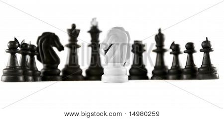 chess Isolated.