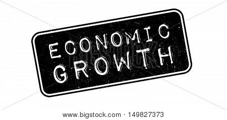 Economic Growth Rubber Stamp