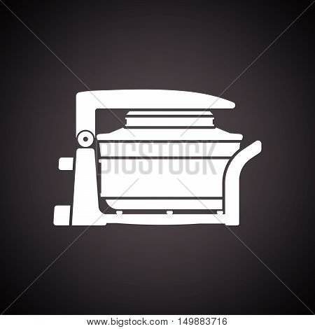 Electric Convection Oven Icon