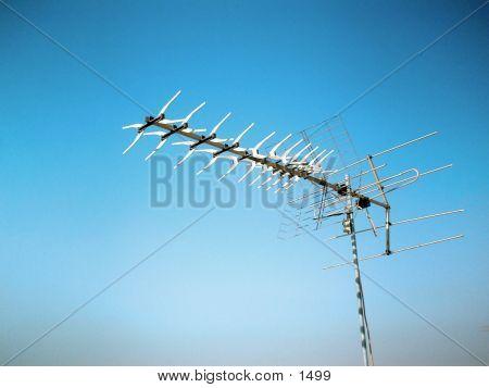 A TV Antenna poster