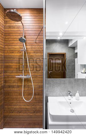 Beautiful Bathroom Interior Idea