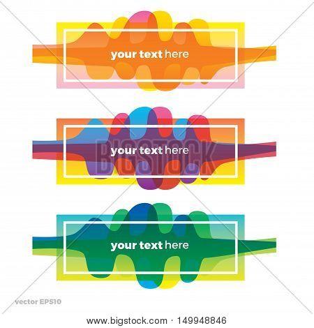 Vector modern illustration and stylish design element