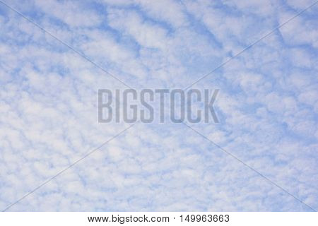 Clouds in the sky, sky and clouds