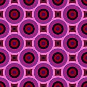 Colorful abstract retro patterns geometric design wallpaper background poster