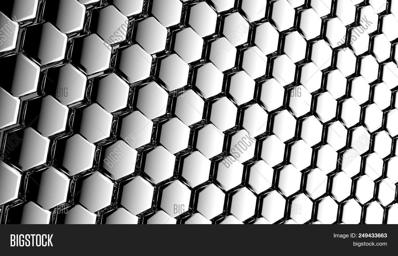glossy hexagonal tech image photo free trial bigstock IDTech Logo glossy hexagonal tech sci fi back ground
