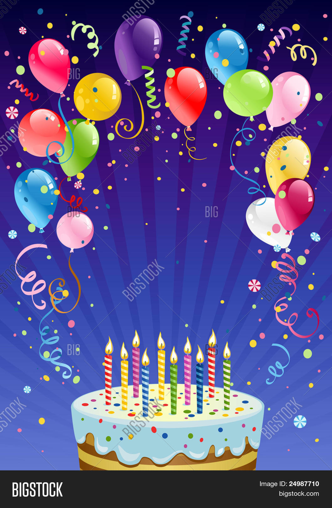 birthday background images Birthday Background Vector & Photo (Free Trial) | Bigstock birthday background images