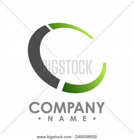 Abstract Shape Logo. Vector Abstract Logo. Abstract Design Element. Modern Logo. Design Element. Vec