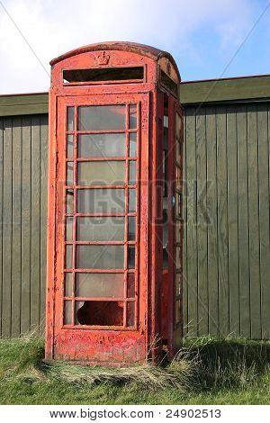 Old Callbox