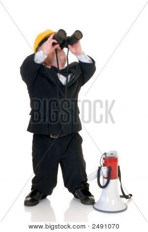 Dwarf, Little Man Supervisor