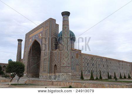 Side Of Sher Dor Madrasah
