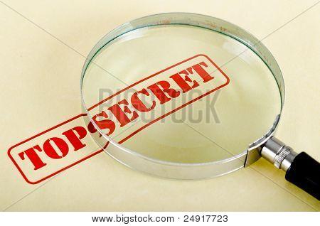 Loop Is On 'top Secret'