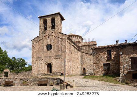 Sant Jaume De Frontenya, Barcelona Province,catalonia, Spain