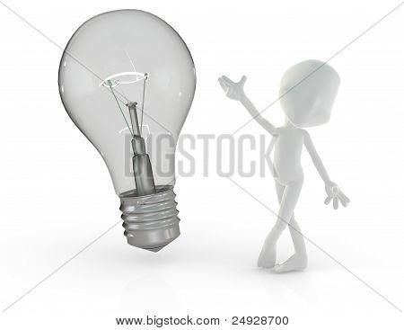 3D Character : Idea Concept