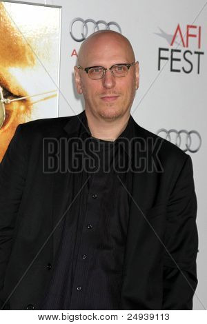 LOS ANGELES - NOV 5:  Oren Moverman arrives at the AFI FEST 2011 Gala Screening of