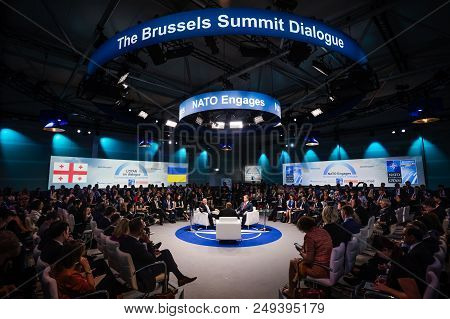 Nato Military Alliance Summit