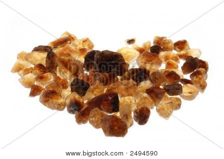 Caramel Sweets Similar To Amber