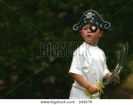 Pirate Boy