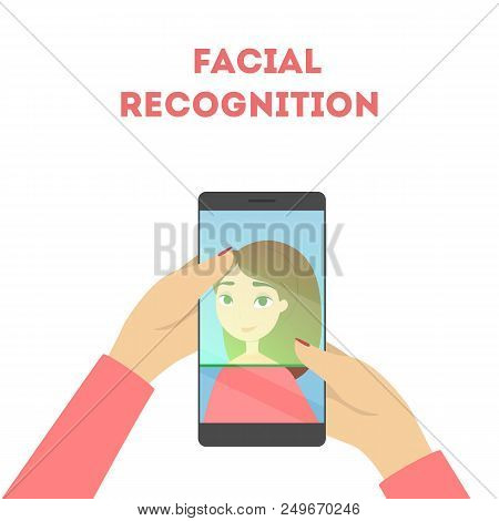 Smartphone Face Vector & Photo (Free Trial) | Bigstock