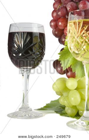 Cut Glass Wines