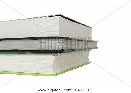 Three Books