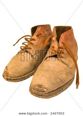 Old Worn Out Boots