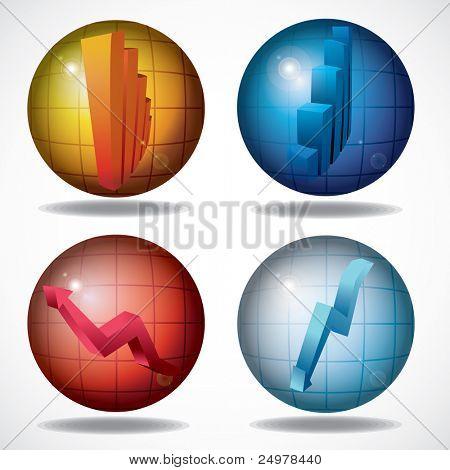 Financial schedules in spheres.