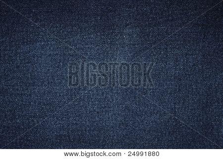 dunkelblaue Jeans Textur