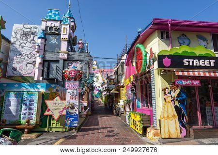 Incheon Fairy Tale Village