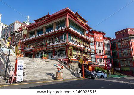 Incheon Chinatown Restaurants