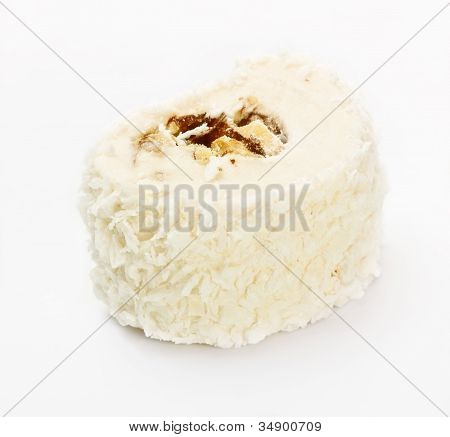 Nougat Candy With Nuts