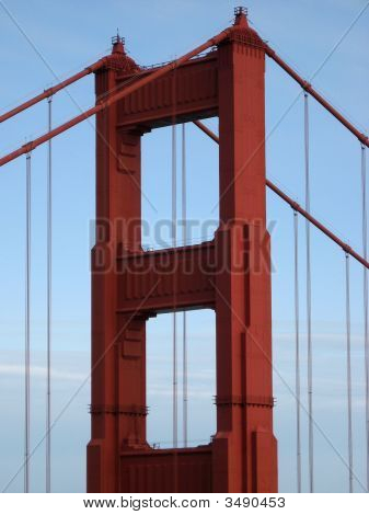 Golden Gate Detail