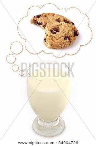 Milk Dreams Of Cookie