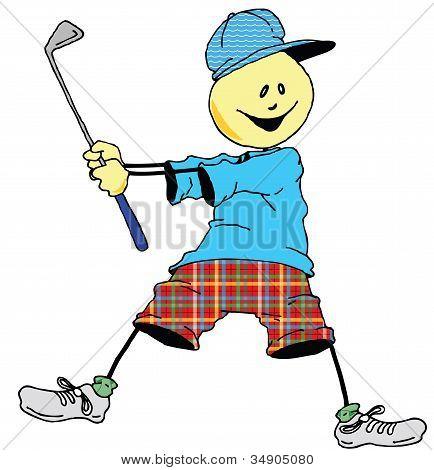 Sweevie Golfer
