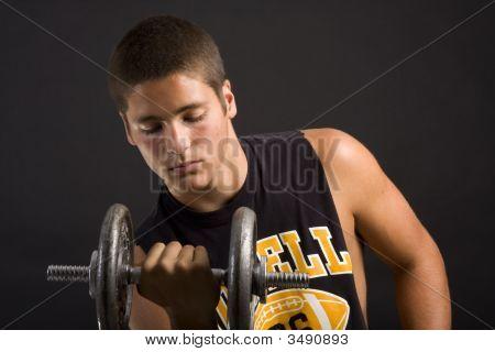 Silový trénink