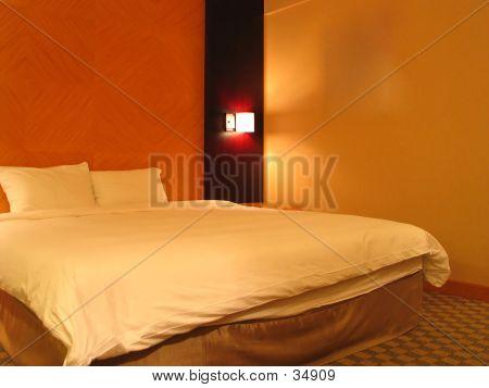 Hotel Bedroom