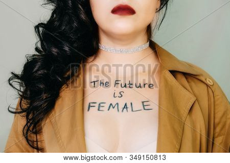 Future Is Female, Female Empowerment, Strong Women, Girl Power, Feminism, Womens Rights, Gender Equa