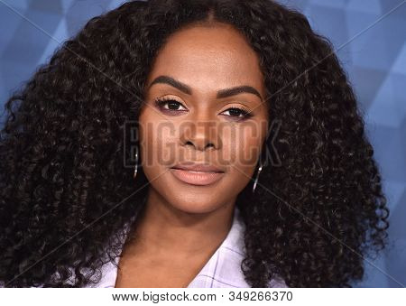 LOS ANGELES - JAN 08:  Tika Sumpter arrives for the ABC Winter TCA Party 2020 on January 08, 2020 in Pasadena, CA