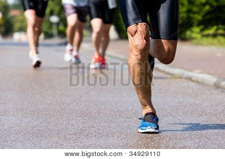 marathon runner