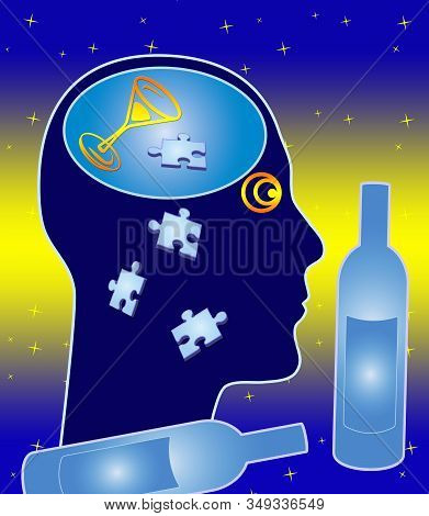 Alcohol Related Brain Damage. The Long Term Effect Of Excessive Drinking