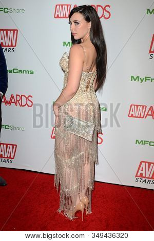 LAS VEGAS - JAN 12:  Whitney Wright at the 2020 AVN (Adult Video News) Awards at the Hard Rock Hotel & Casino on January 12, 2020 in Las Vegas, NV