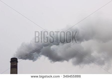 Air, Blue, Chimney, Chimney Stack, Climate, Dirty, Ecology, Energy, Environment, Environmental, Envi