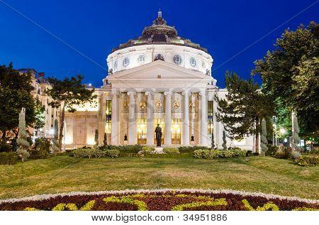Atheneum, Bucharest