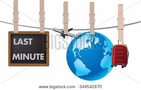 Last Minute Earth Airplane Hanging Last Minute Earth Airplane Hanging