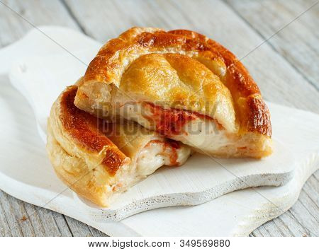 Rustico - Traditional Pastry From Lecce,  Italy
