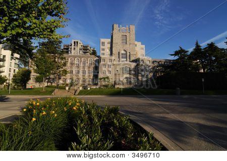 Buildings In University Of British Columbia