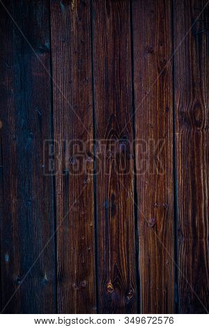 Old Brown Rustic Wooden Pattern, Wood Texture